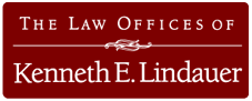 The Law Offices of Kenneth E. Lindauer Header Logo